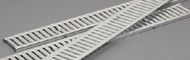 Bar steel gratings pressed