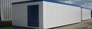 Mobile residential containers