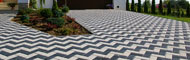 Interlocking paving