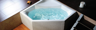 Acrylic baths
