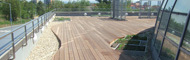 Patio boards
