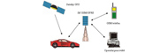 Satellite vehicle operation monitoring system