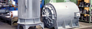 Repairs of electric motors