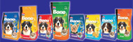 Complete feeds for dogs
